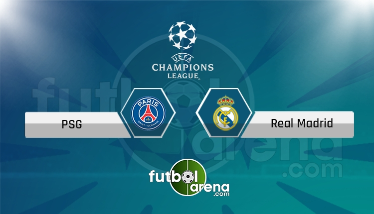 PSG - Real Madrid TRT 1 canlı ve şifresiz izle