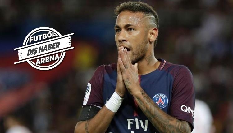 PSG'de flaş Neymar, Real Madrid gelişmesi