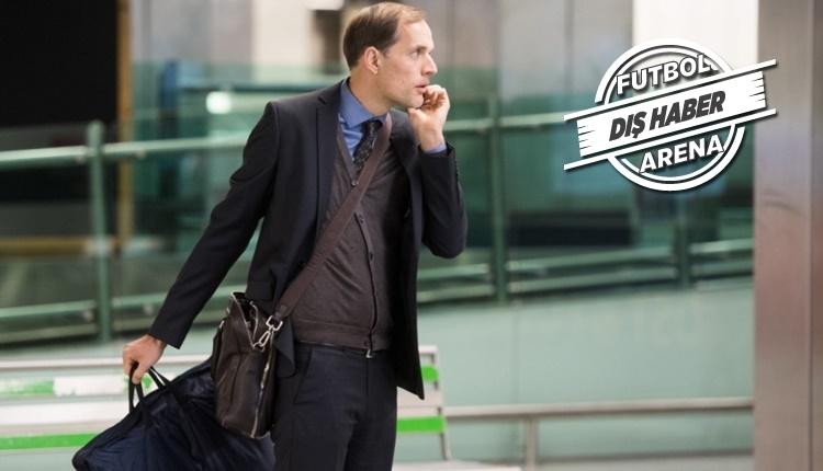 PSG'nin başına Thomas Tuchel mi geçiyor?