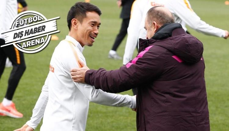 Real Betis, Galatasaray'dan Yuto Nagatomo'nun peşine düştü