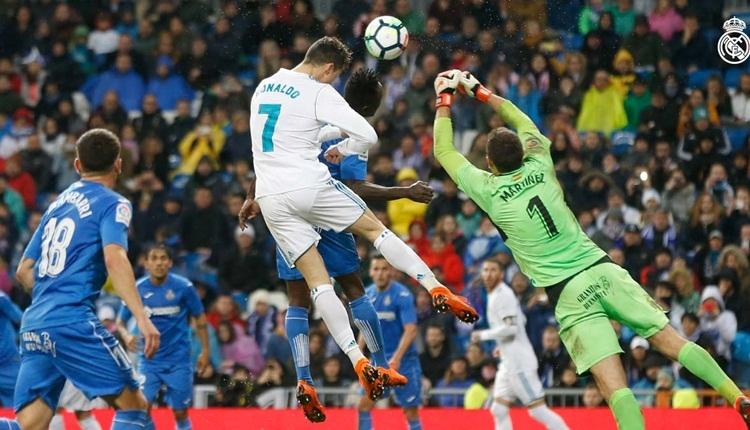 Real Madrid 3-1 Getafe maç özeti ve golleri (İZLE)
