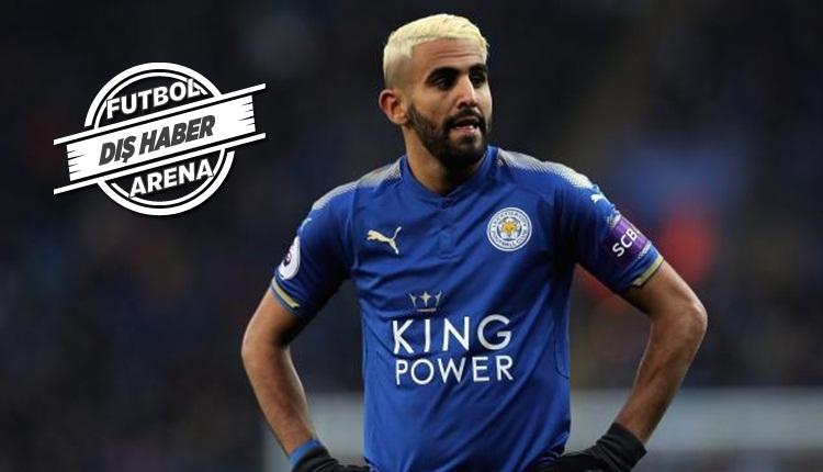 Riyad Mahrez, Manchester City sessizliğini bozdu: