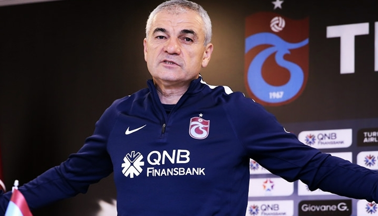 Rıza Çalımbay'dan Galatasaray öncesi Beşiktaş tepkisi