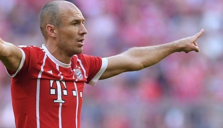 Robben'den transfer itirafı! 'Farklı seçenekler var'