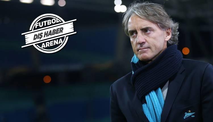 Roberto Mancini'den yönetime transfer sitemi!