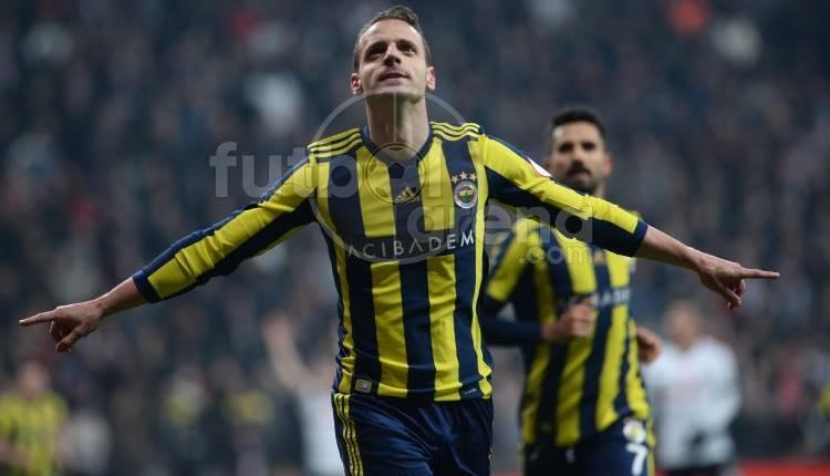 Roberto Soldado'nun Beşiktaş'a attığı gol