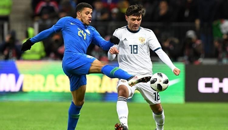 Rusya 0-3 Brezilya maçı özeti ve golleri (İZLE)