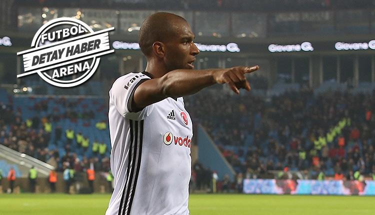 Ryan Babel Beşiktaş'ta kariyer rekorunu kırdı