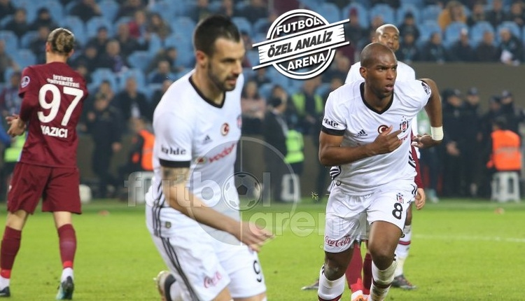 Ryan Babel, Trabzonspor maçına damga vurdu