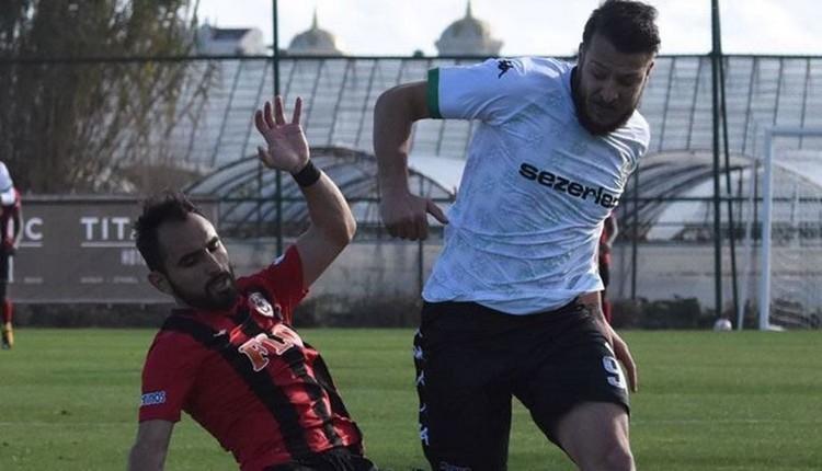 Sakaryaspor 1-0 Altay maç özeti ve Batuhan Karadeniz'in golü İZLE