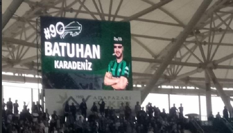 Sakaryaspor 1-0 Altay maç özeti ve Batuhan Karadeniz'in golü