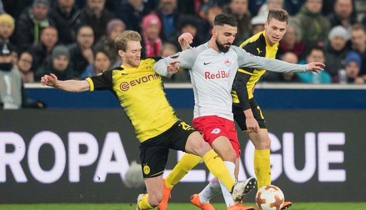 Salzburg 0-0 Borussia Dortmund maç özeti (İZLE)