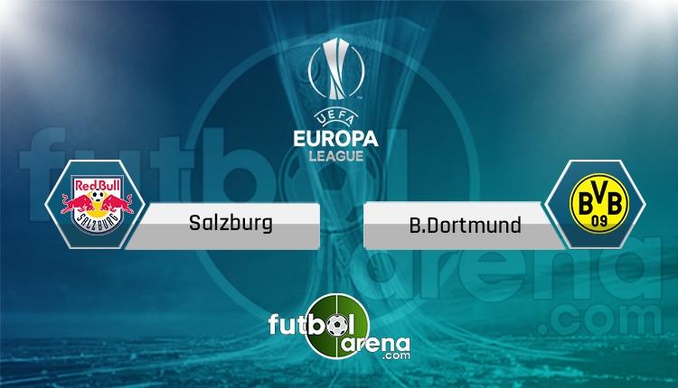 Salzburg - Borussia Dortmund maçı Tivibuspor canlı ve şifresiz İZLE