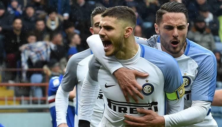 Sampdoria 0-5 İnter maçı özeti ve golleri (İZLE)