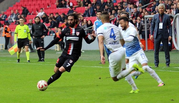 Samsunspor 0-0 Çaykur Rizespor maç özeti (İZLE)