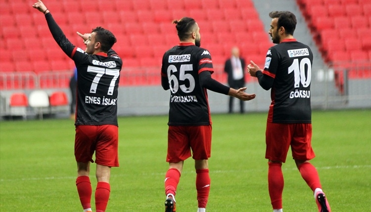 Samsunspor 2-0 Elazığspor maç özeti ve golleri (İZLE)