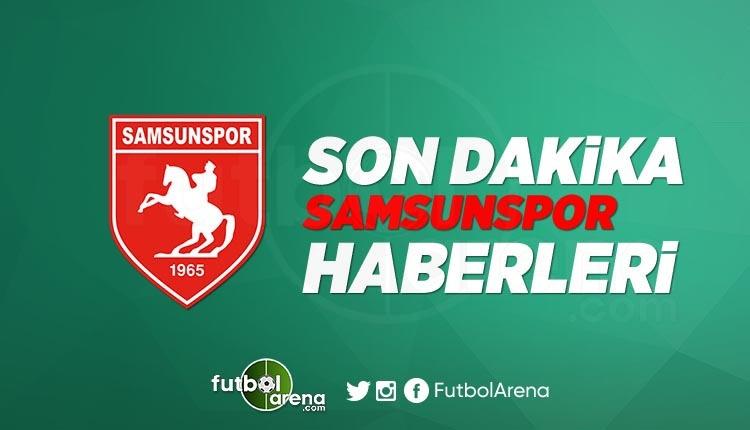 Samsunspor Haberleri - Boluspor maçının hakemi açıklandı (15 Mart Perşembe 2018 Son dakika Samsunspor haberi)