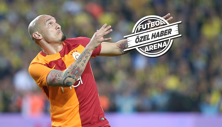 Sao Paulo'nun Galatasaray'dan Maicon talebi