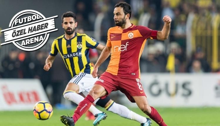 Sakatlanan Selçuk İnan, Trabzonspor maçında oynayabilecek mi?