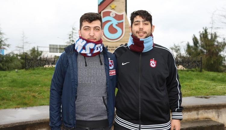 Şenol Güneş ile tartışan Trabzonspor taraftarları konuştu