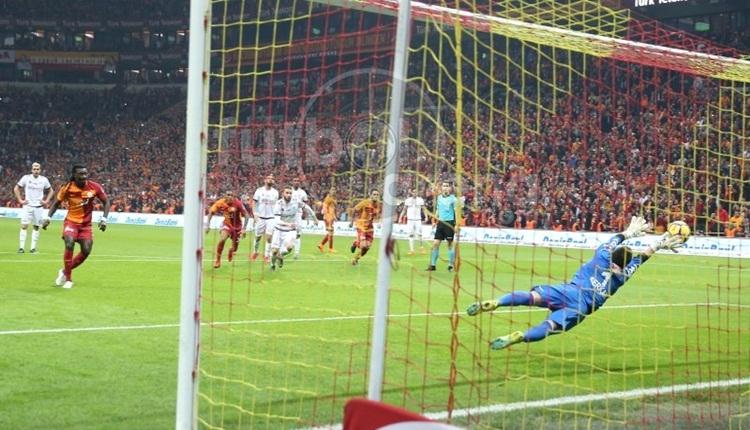 Serkan Kırıntılı, Galatasaray'ın golünde elini çekti iddiası