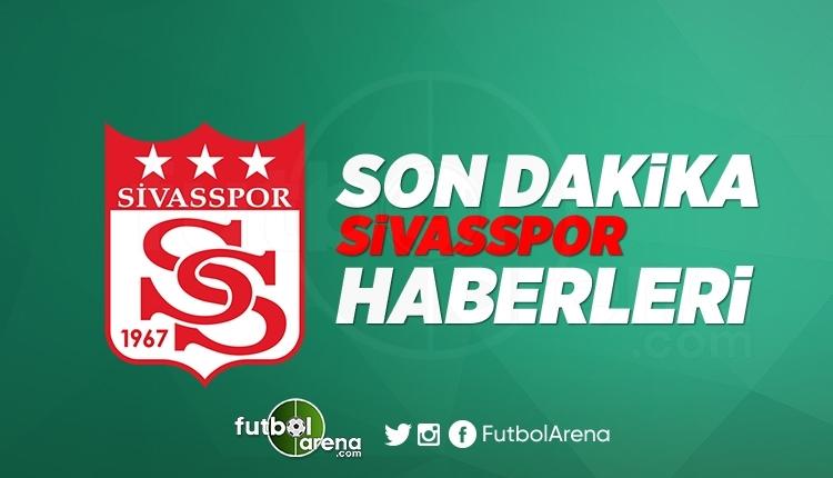 Sivasspor Haberleri - Samet Aybaba hayalini gerçekleştirmek istiyor (14 Mart 2018 Sivas haberi)
