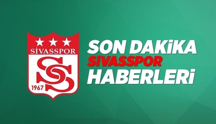 Sivasspor Son Dakika Haber - Cyriac, Samet Aybaba'nın jokeri oldu (22 Mart 2018 Sivasspor haberi)