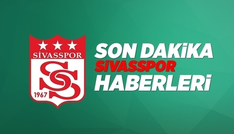 Sivasspor Son Dakika Haber - Mert Hakan Yandaş ve Ziya Erdal'ın sakatlığında yeni gelişme (26 Mart 2018 Sivasspor haberi)