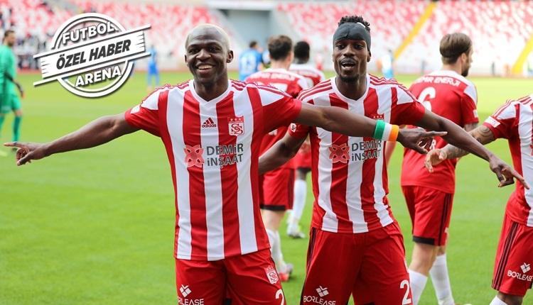 Sivasspor'un golcüsü Kone, FutbolArena'ya konuştu: