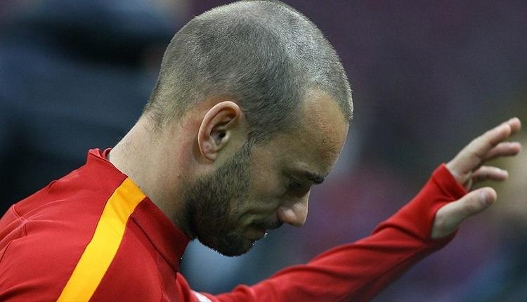 Sneijder'den Tudor'a şok sözler: 'Sürekli yalan...'