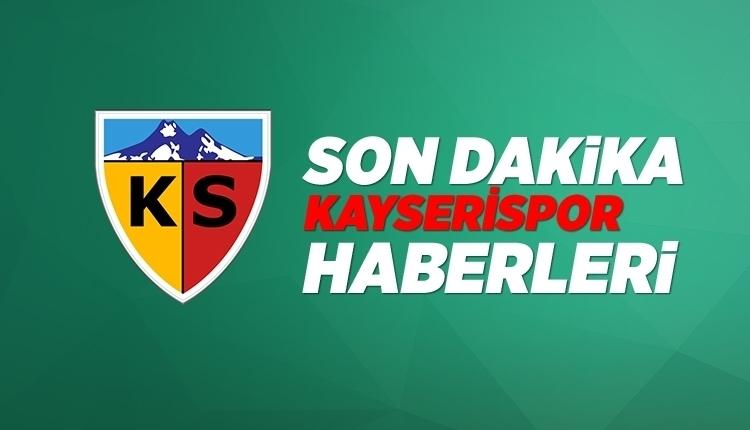 Son Dakika Kayserispor Haberi: Erol Bedir'den transfer açıklaması (22 Mart 2018 Perşembe)