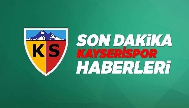 Son Dakika Kayserispor Haberi: Fenerbahçe maçının hakemi açıklandı! Gyan'dan gözdağı (29 Mart 2018 Perşembe)