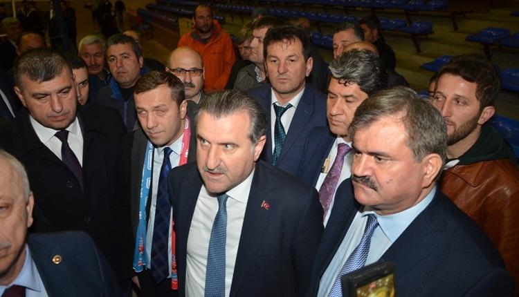 Spor Bakanı Osman Aşkın Bak'tan milli takım iddiası
