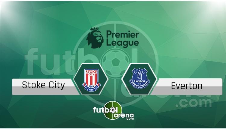 Stoke City Everton canlı şifresiz izle (S Sport - Cenk Tosun ilk 11'de mi?)