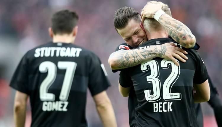 Stuttgart'ı eski Beşiktaşlılar Andreas Beck ve Mario Gomes sırtlıyor