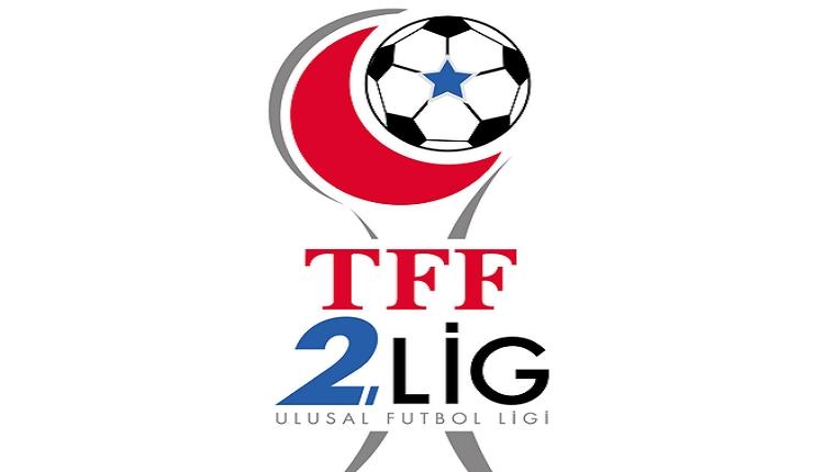 TFF 2. Lig Beyaz Grup bugünkü maç sonuçları, toplu sonuçlar, Puan Durumu (25 Mart 2018 Pazar)