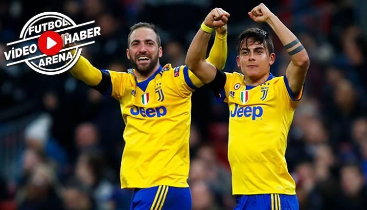 Tottenham 1-2 Juventus maçı özeti ve golleri (İZLE)