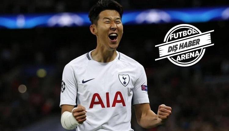 Tottenham'lı Son, Güney Kore'de askere çağrıldı