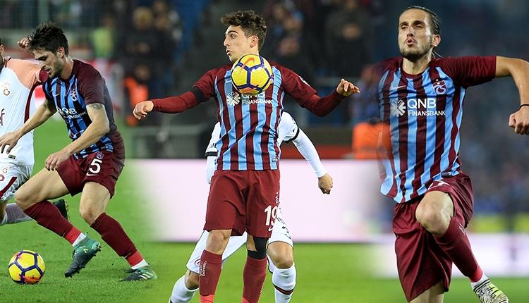 Trabzon Transfer: Yusuf Yazıcı, Abdülkadir Ömür ve Okay Yokuşlu itirafı (24 Mart 2018 Cumartesi)