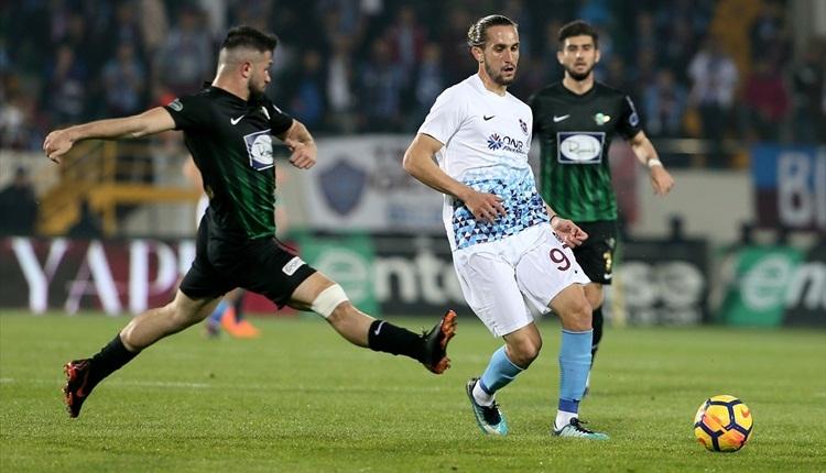 Trabzonspor deplasmanda yenilmiyor! Seriyi geliştirdi