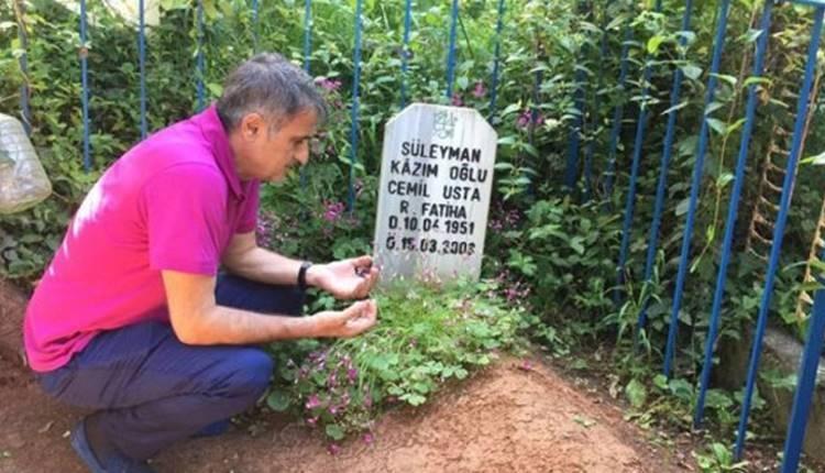 Trabzonspor efsanesi Dozer Cemil'in mezarı yaptırılacak