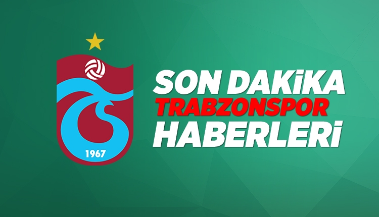 Trabzonspor Haberleri - Yusuf Yazıcı'da herkesin merak ettiği gelişme! (15 Mart 2018 TS Haberleri)