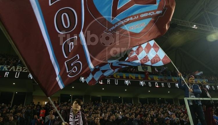 Trabzonspor taraftarından yönetime istifa çağrısı