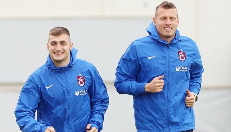 Trabzonspor'da Galatasaray öncesi sakat, cezalı ve eksik futbolcular