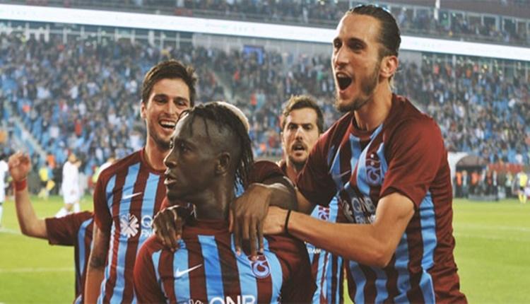 Trabzonspor'da N'Doye ve Yusuf Yazıcı faktörü