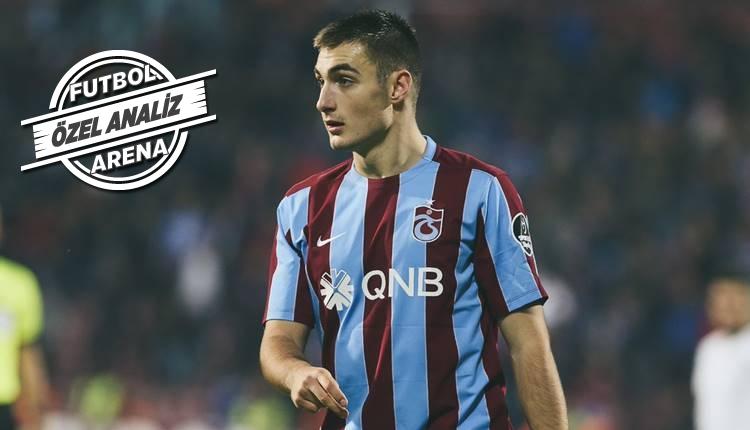 Trabzonsporlu Matus Bero'nun ilginç istatistiği! Ligin zirvesinde ama...