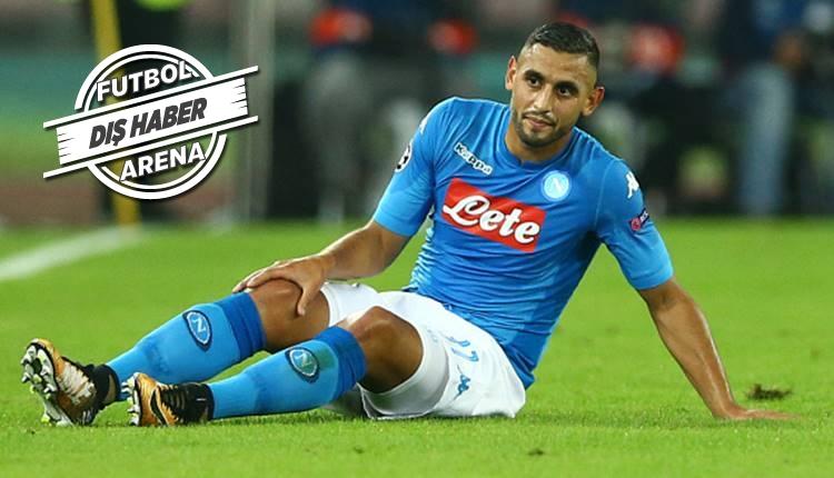 Transfer haberleri: Manchester United Faouzi Ghoulam'ın peşinde!