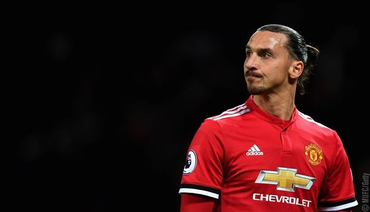 Haberleri: Manchester United, Zlatan Ibrahimovic ile yolları ayırdı