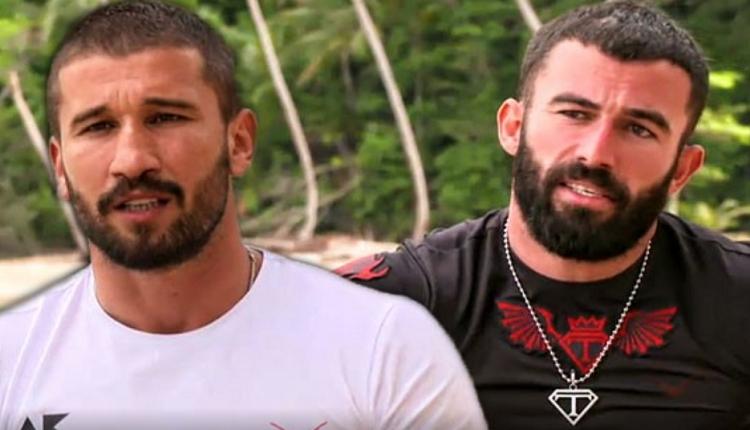 Turabi - Adem kavga etti! Adem ve Turabi diskalifiye mi oldu? Survivor'da Türkiye - Yunanistan maç sonrası şok olay!