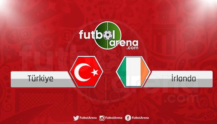 Türkiye İrlanda Cumhuriyeti TRT Spor şifresiz izle (Saat kaçta, hangi kanalda?)